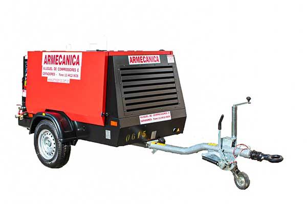 Compressor a diesel: o que é, para que serve e quais as vantagens